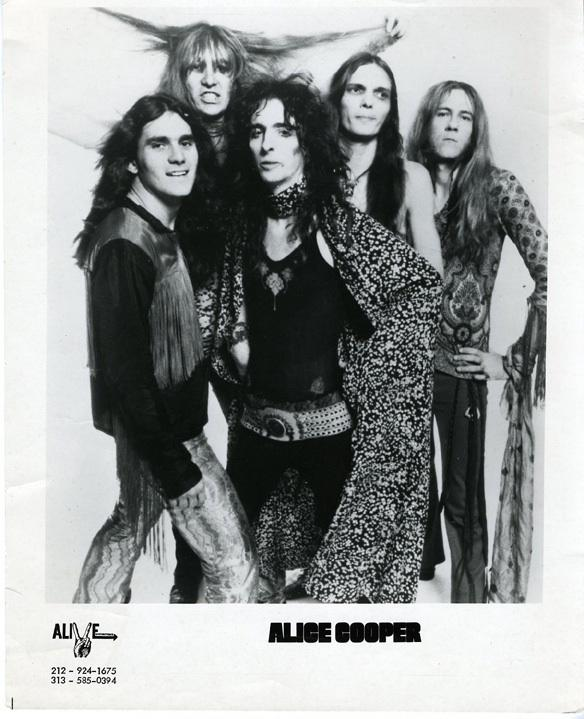 alice cooper love it to death