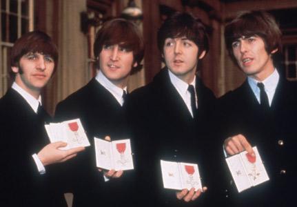 Beatles podem estampar moeda inglesa